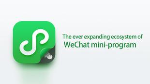 Expanding ecosystem for WeChat mini-program
