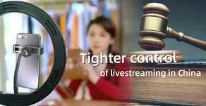 Tighter Control of Live Streaming