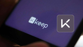 App of the month - KEEP