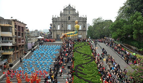 Promote latest Macau attraction to Chinese in Guangdong Province