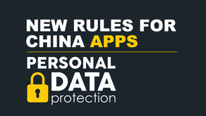 2021 China Personal Data Protection Law (Proposed)