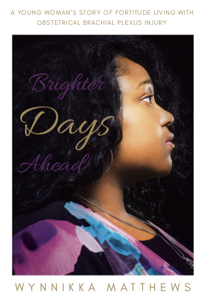 BRIGHTER DAYS AHEAD - BOOK COVER