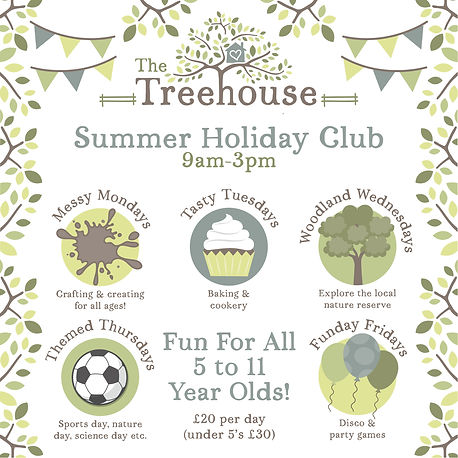 Quality Summer childcare in Eastrington, Bubwith and South Cave