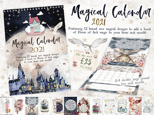 Magical Calendar 2021