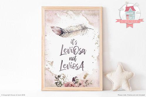 Leviosa Art Print