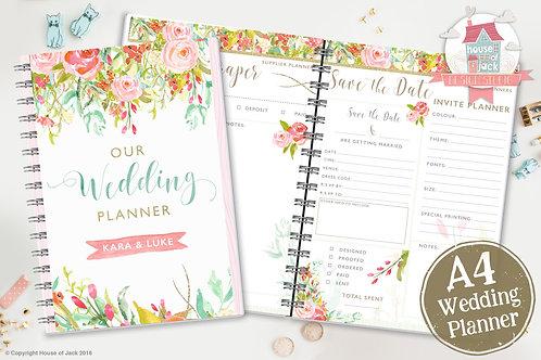 Our Wedding -Wedding Planner