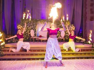 PartyRoc | Dancers & Live Acts