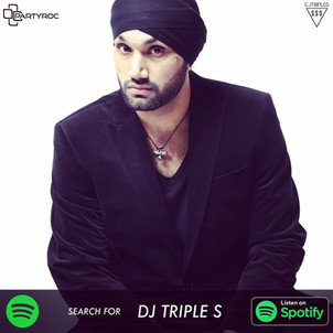 DJ TRIPLE S - Available on Spotify