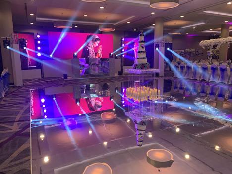 PartyRoc | Bespoke Packages & Dance Floors