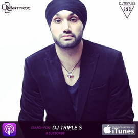 DJ TRIPLE S | Apple Podcast