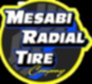 Mesabi Radial Tire Logo