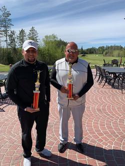 Champions- Alex & Rick Barrett
