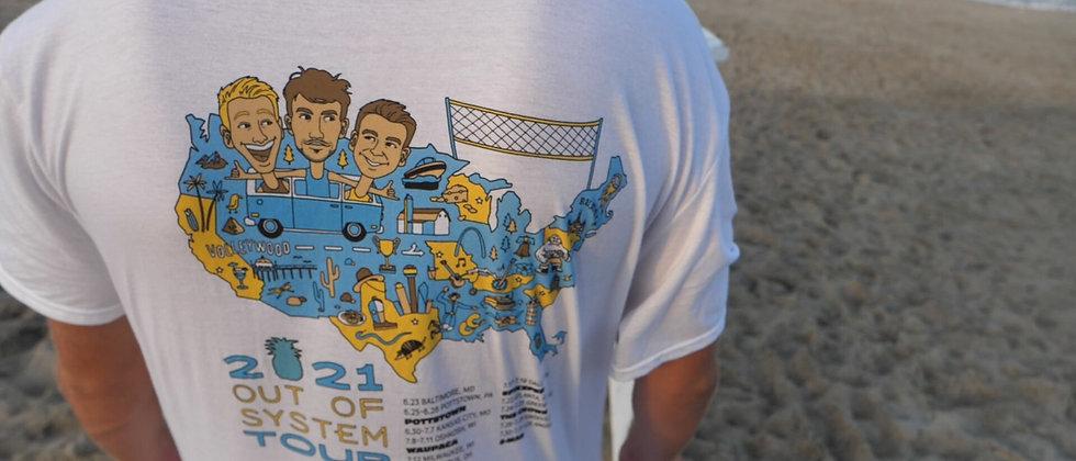 2021 Summer Tour Shirt