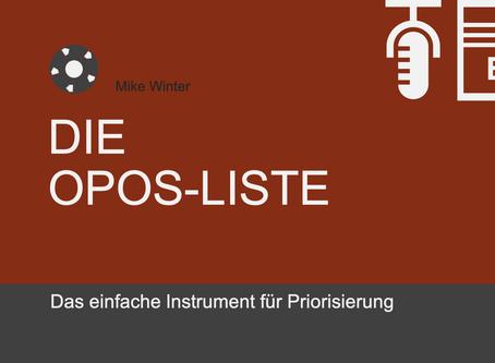 Opos-Liste – vergessenes Instrument