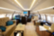 EMS training can be used on a private jet using our VIP service