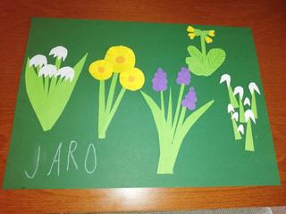 Žáci 2. A přivítali jaro