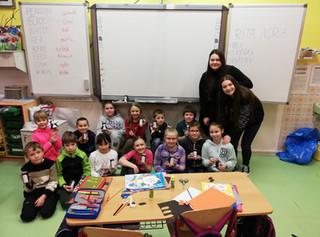 Projektový den aneb Tučňáci  ve škole