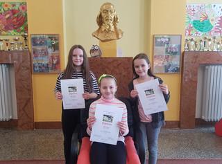Recitační soutěž – školní kolo 4. – 5. ročníku