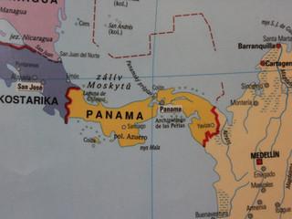 Sedmáci poznali Panamu a zároveň přispěli na dobrou věc