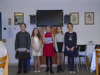 Kulturní vystoupení k MDŽ v DPS Mládežnická
