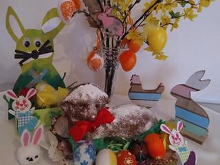 Velikonoční Pracovní činnost žáků 3. A
