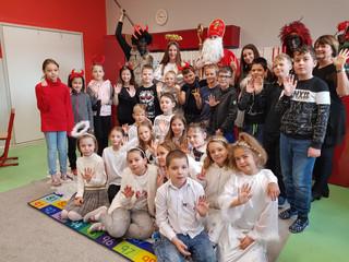 Vánoce na ZŠ Gorkého