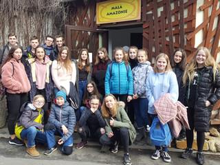 Jarní návštěva ZOO v Ostravě