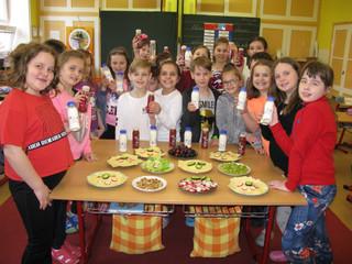 Projekt Ovoce a zelenina do škol se nám líbí