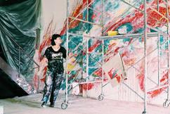 SAKAI FANDANGO Mural art