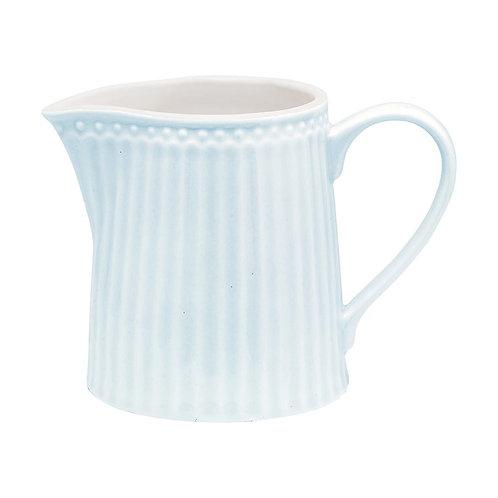 Milchkännchen Alice pale blue