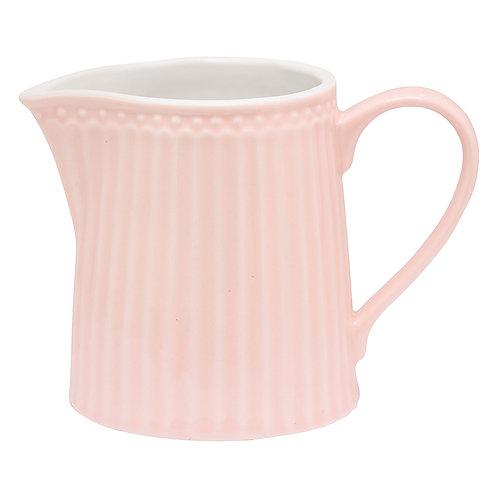 Milchkännchen Alice pale pink