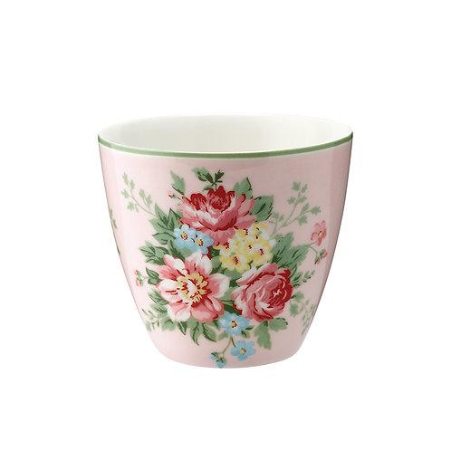 Latte cup Aurelia pale pink