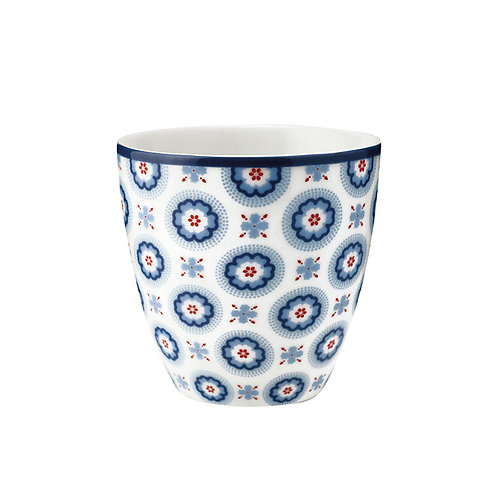 Mini latte cup Erin petit pale blue