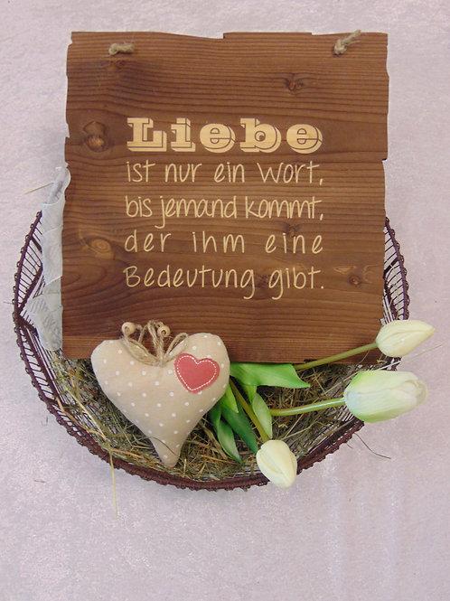 """Geschenkeset """"Liebe"""""""
