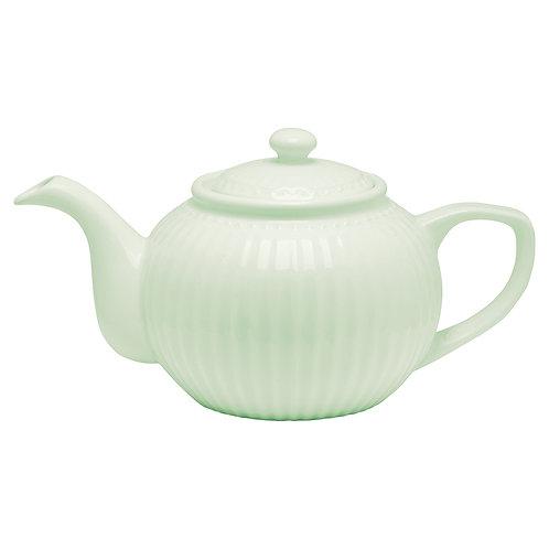 Teekanne Alice pale green