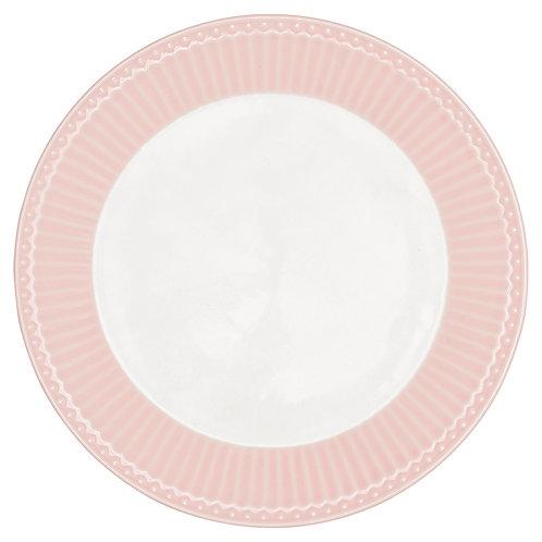 Kleiner Teller Alice pale pink
