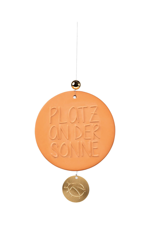"OUTDOOR ORNAMENT ""PLATZ AN DER SONNE"""