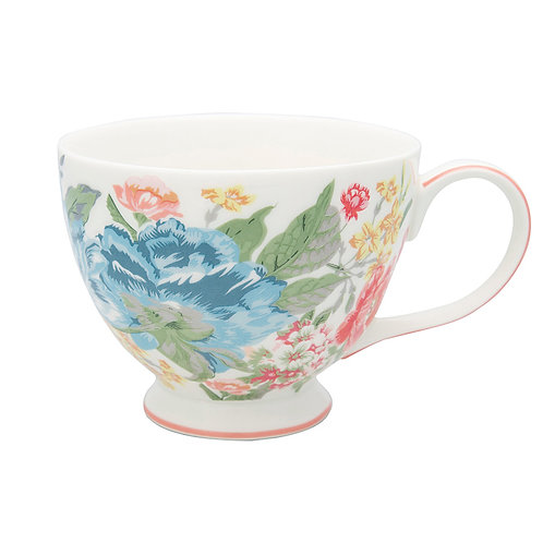 Teacup Adele white