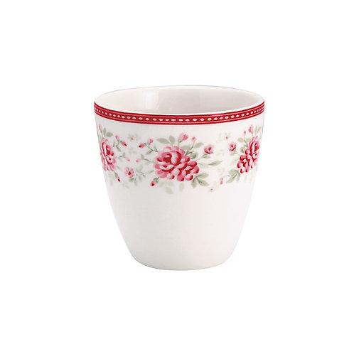 Mini latte cup Flora vintage