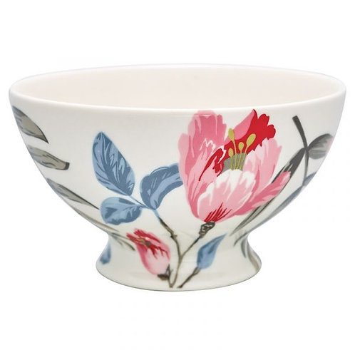 Suppenschüssel Magnolia white