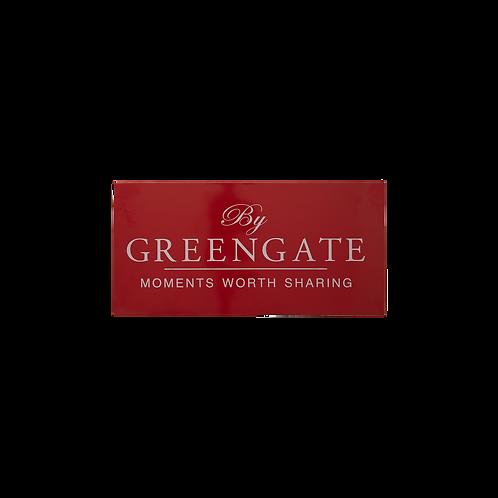 Greengate Schild