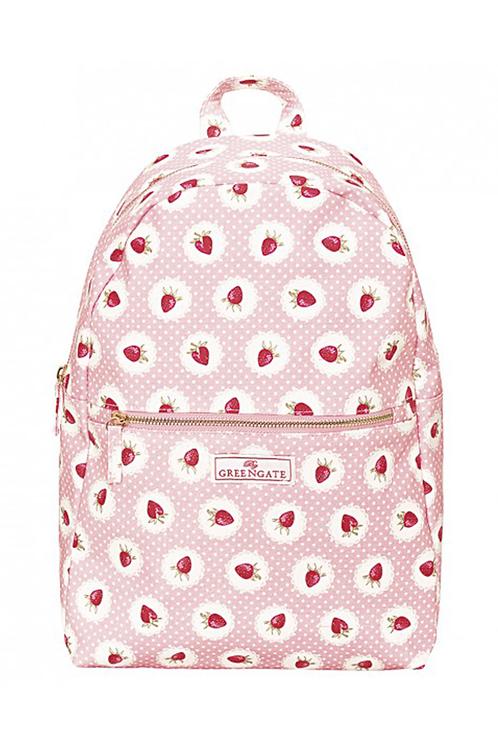 Rucksack Strawberry Pale Pink