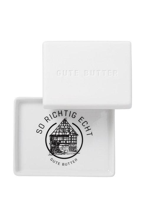 Butterdose 'Gute Butter'