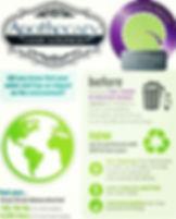 Green Circle partnership with Apothecary Hair Lounge