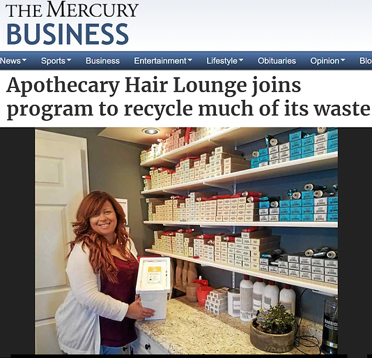 In the news Mercury Business