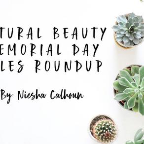 Memorial Day Beauty Sales Roundup
