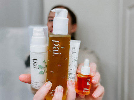 March Detox Box Review: Pai Skincare