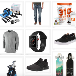 """Holiday Gift Guide For The """"Man Who Has Everything"""""""