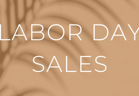 2020 Labor Day Sales