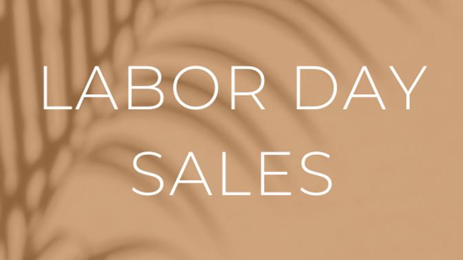 2020 Labor Day Sales